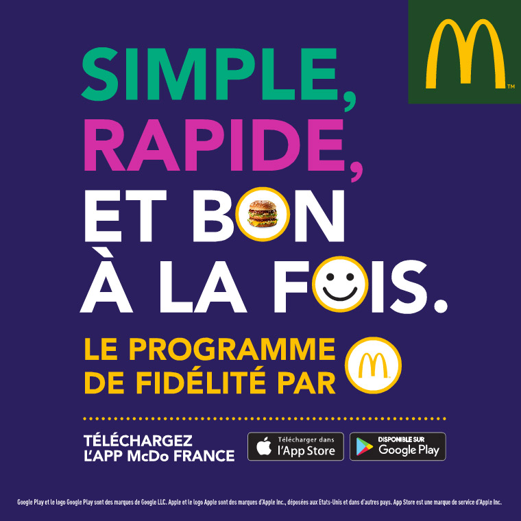 carte fidelite mc do Carte de Fidélité   Mcdonald's